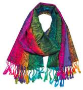 Pink Poodle Boutique Rainbow Butterfly Pashmina