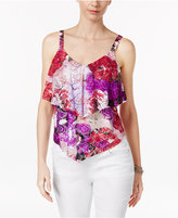 INC International Concepts Tiered Lace Tank Top, Only at Macy's