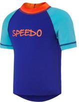 Speedo Logo Short sleeve Suntop
