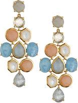 Ippolita 18k Rock Candy® Gelato Chandelier Earrings in Silk Road Dream