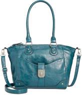 Style&Co. Style & Co Twistlock Satchel, Created for Macy's