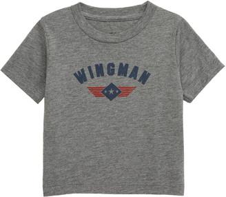 Kid Dangerous Wingman Graphic Tee