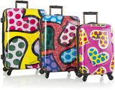 Heys Britto Hearts Carnival 3-Piece Hardside Spinner Luggage Set