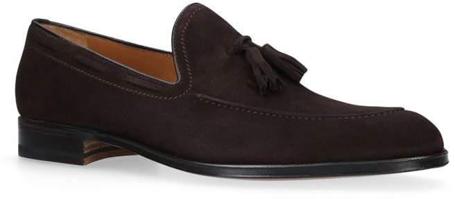 Stemar Suede Venezia Loafers