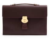 Burberry Trench Textured-leather Document Case