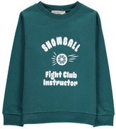Hundred Pieces Snowball Sweatshirt