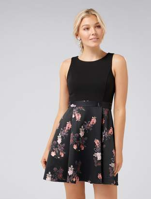 Ever New Laura Petite Two-in-One Prom Dress