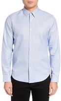 Theory Sylvain Alloway Cotton Sport Shirt