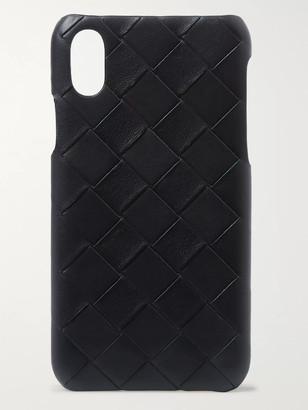 Bottega Veneta Intrecciato Leather Iphone X Case