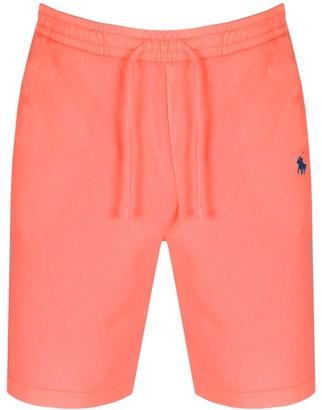 Ralph Lauren Jersey Shorts Pink