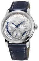 Frederique Constant 42mm Gents World Timer Manufacture Watch