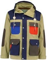 Poler DRAFT Summer jacket tahiti tan