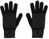 Louis Vuitton Karakoram Wool Gloves
