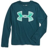 Under Armour 'Big Logo' Graphic T-Shirt (Little Boys & Big Boys)