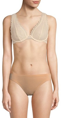 Eberjey Scalloped Lace Underwire Bra