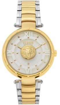 Versus By Versace Women's Moscova Two-Tone Stainless Steel Bracelet Watch 38mm