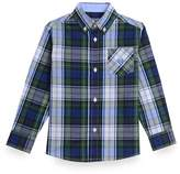 Chaps Boys 8-20 Plaid Button-Down Shirt