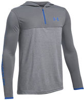 Under Armour Threadborne Three-Quarter Zip Top