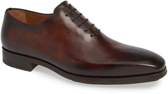 Magnanni Ryder Diversa Plain Toe Whole Cut Shoe