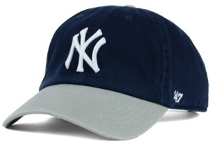 '47 New York Yankees Core Clean Up Cap