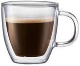 Bodum Bistro Double Wall Espresso Mug 5oz - Set of 2