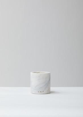 Lait No. 12 Le Reve Medium Marble Candle