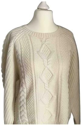 Polo Ralph Lauren Beige Wool Knitwear for Women