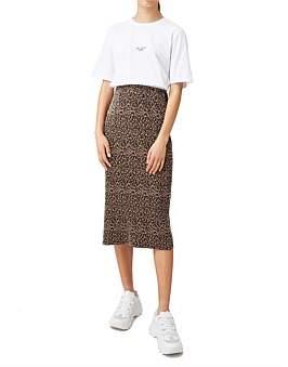 The Fifth Label Saloon Midi Skirt