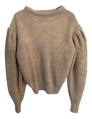 Isabel Marant Beige Wool Knitwear