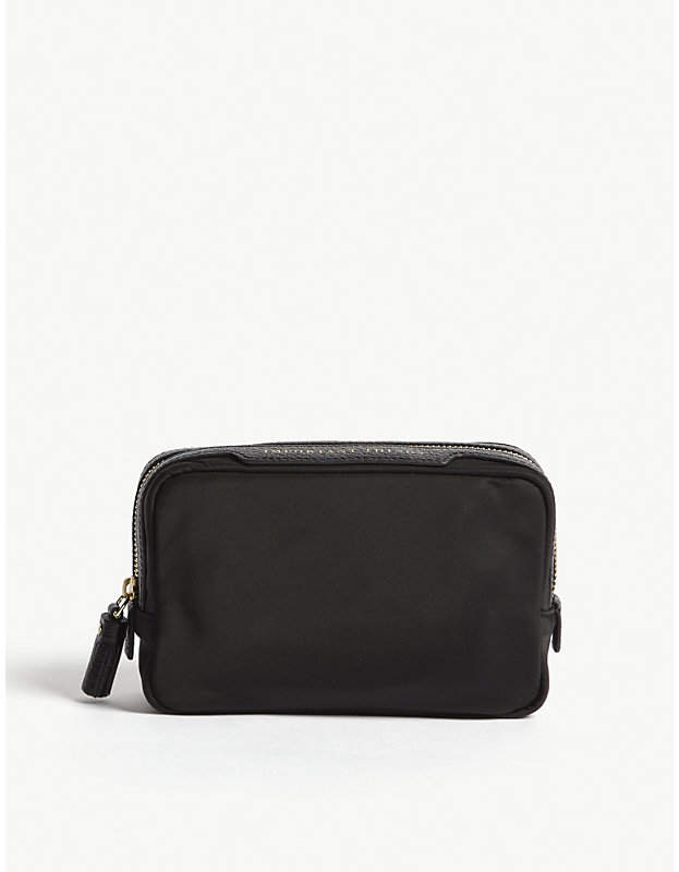 Anya Hindmarch Important Things nylon pouch