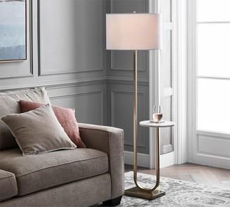 Pottery Barn Delaney Marble Floor Lamp