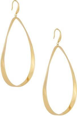 Uncommon James by Kristin Cavallari Imperial Hoop Earrings