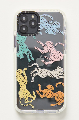 Casetify Rainbow Leopard iPhone Case By in Assorted Size M
