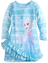 Disney Elsa Nightshirt for Girls