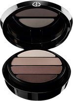 Giorgio Armani Women's Eyes To Kill Eyeshadow Quad-GREY