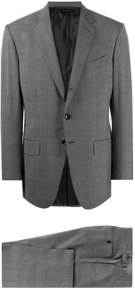 Tom Ford Prince of Wales check two-piece suit