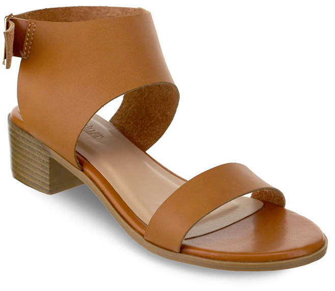 953065c67bd Cocoa Chunky Heel Buckle Sandals Women's Shoes