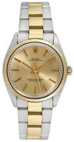 Rolex Vintage Two-Tone Oyster Perpetual Watch, 34mm