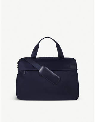 Lipault City plume duffle bag, Black