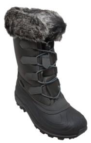 Winter Tecs Women's Nylon Winter Boots Women's Shoes