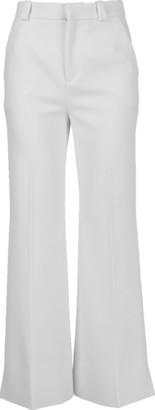 Roland Mouret Dilman Front Zip Flare Trouser