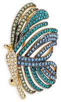 Nadri Butterfly Pin
