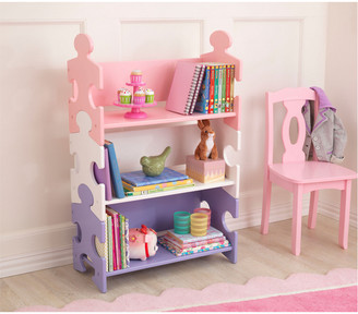 Kid Kraft Puzzle Bookcase