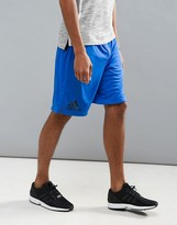 adidas Climachill Shorts In Blue