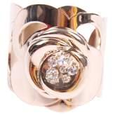 Salvatore Ferragamo Gold Metal Bracelet