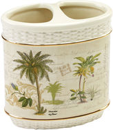 Avanti Colony Palm Toothbrush Holder