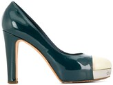 Chanel Pre Owned 2000's two-tone pumps