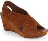 Johnston & Murphy 'Tori' Wedge Sandal (Women)