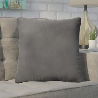 """Brayden Studio Selene Collins Indoor/Outdoor Throw Pillow Size: 18""""H x 18""""W"""