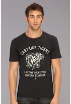Lifetime Collective Eastside Tigers Tee (Heather Black) - Apparel
